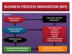 business process innovation bpi