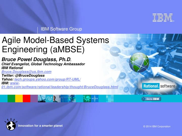 agile model based systems engineering ambse n.