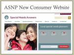asnp new consumer website