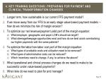 4 key framing questions preparing for payment and clinical transformation changes