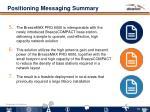 positioning messaging summary2