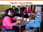 tip 3 social media