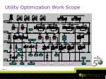 utility optimization work scope1