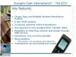 eurogiro cash international the eci