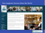 dun laoghaire doctors how we work