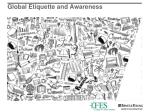 global etiquette and awareness