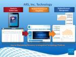 ars inc technology
