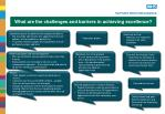 what are the challenges and barriers in achieving excellence