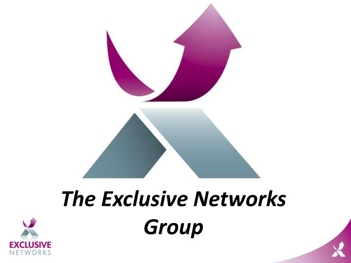 the exclusive networks group n.