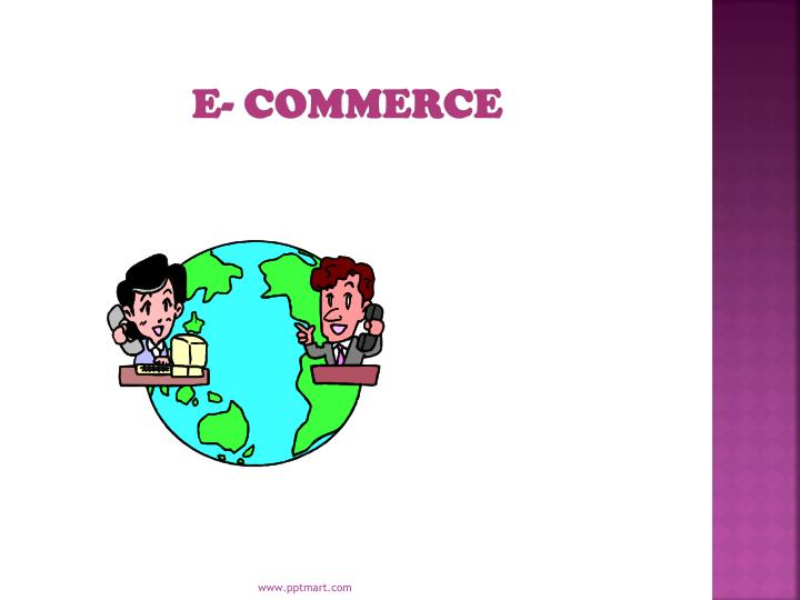 e commerce n.