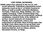 com tribal networks