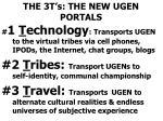 the 3t s the new ugen portals