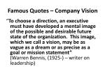 famous quotes company vision1