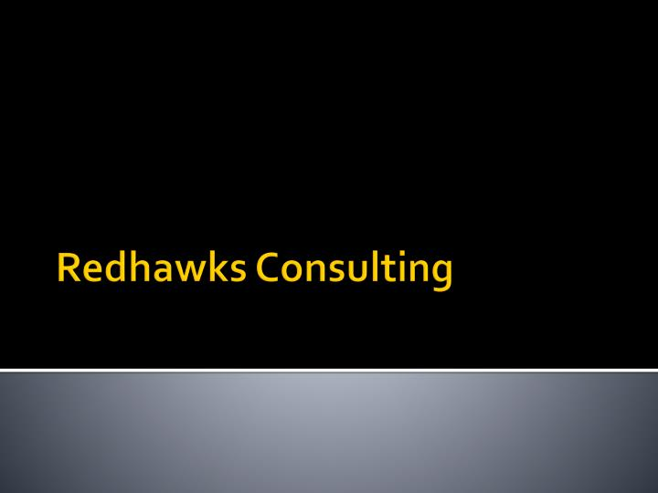 redhawks consulting n.