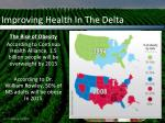improving health in the delta1