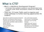 what is cte2