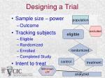 designing a trial1