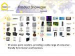 femto forum femtocell product showcase