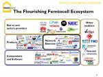 the flourishing femtocell ecosystem
