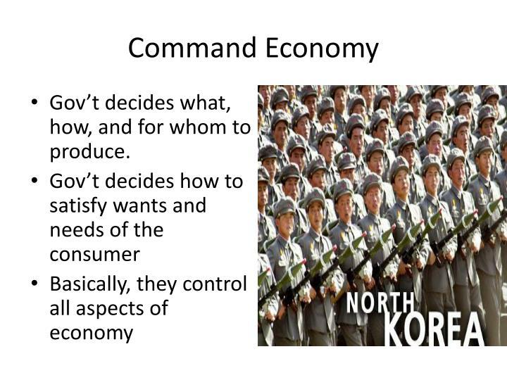 Command Economy