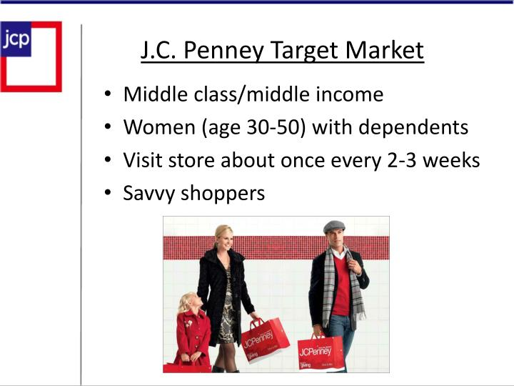 jc penney and target