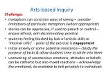 arts based inquiry1