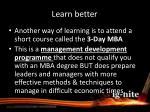 learn b etter1