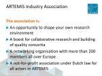 artemis industry association2