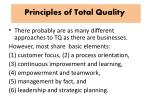 principles of total quality2