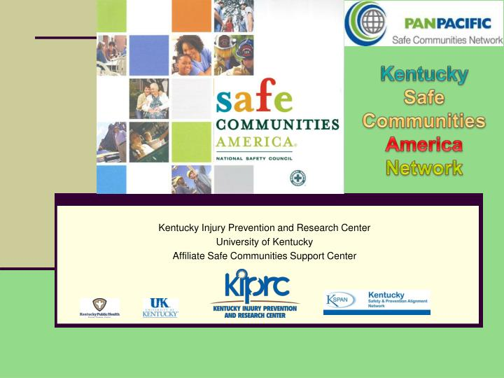 PPT - Kentucky Injury Prevention and Research Center