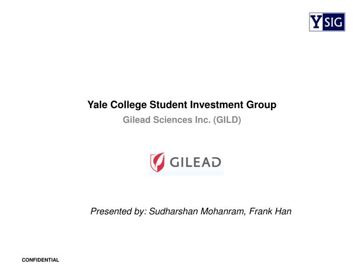 Yale college student investment group
