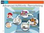 advanced adwords remarketing