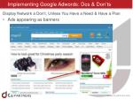 implementing google adwords dos don ts9