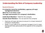 understanding the role of company leadership2