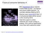 future of consumer behaviour 4