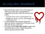 security alert heartbleed