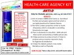 health care agency kit1
