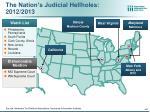 the nation s judicial hellholes 2012 2013