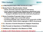tria outlook