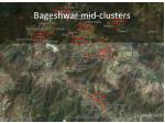 bageshwar mid clusters