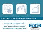 innoquest innovation management program1