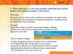3 offer electronic or over the counter submittal and review options for standard systems 150 points