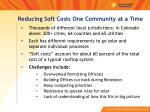 reducing soft costs one community at a time