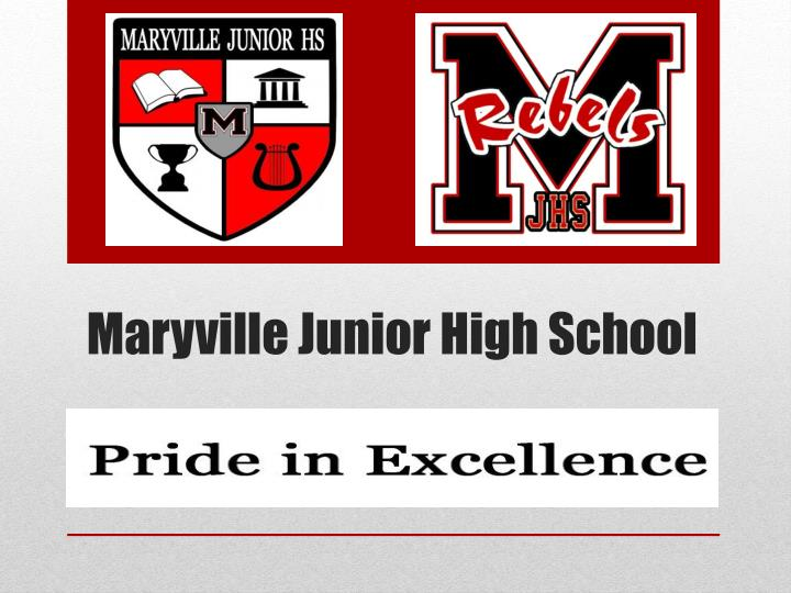 maryville junior high school n.
