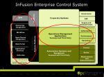 infusion enterprise control system