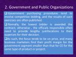 2 government and public organizations4