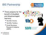 bis partnership