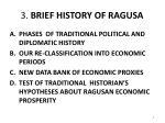 3 brief history of ragusa