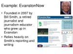 example evanstonnow