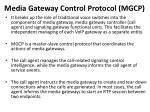 media gateway control protocol mgcp1